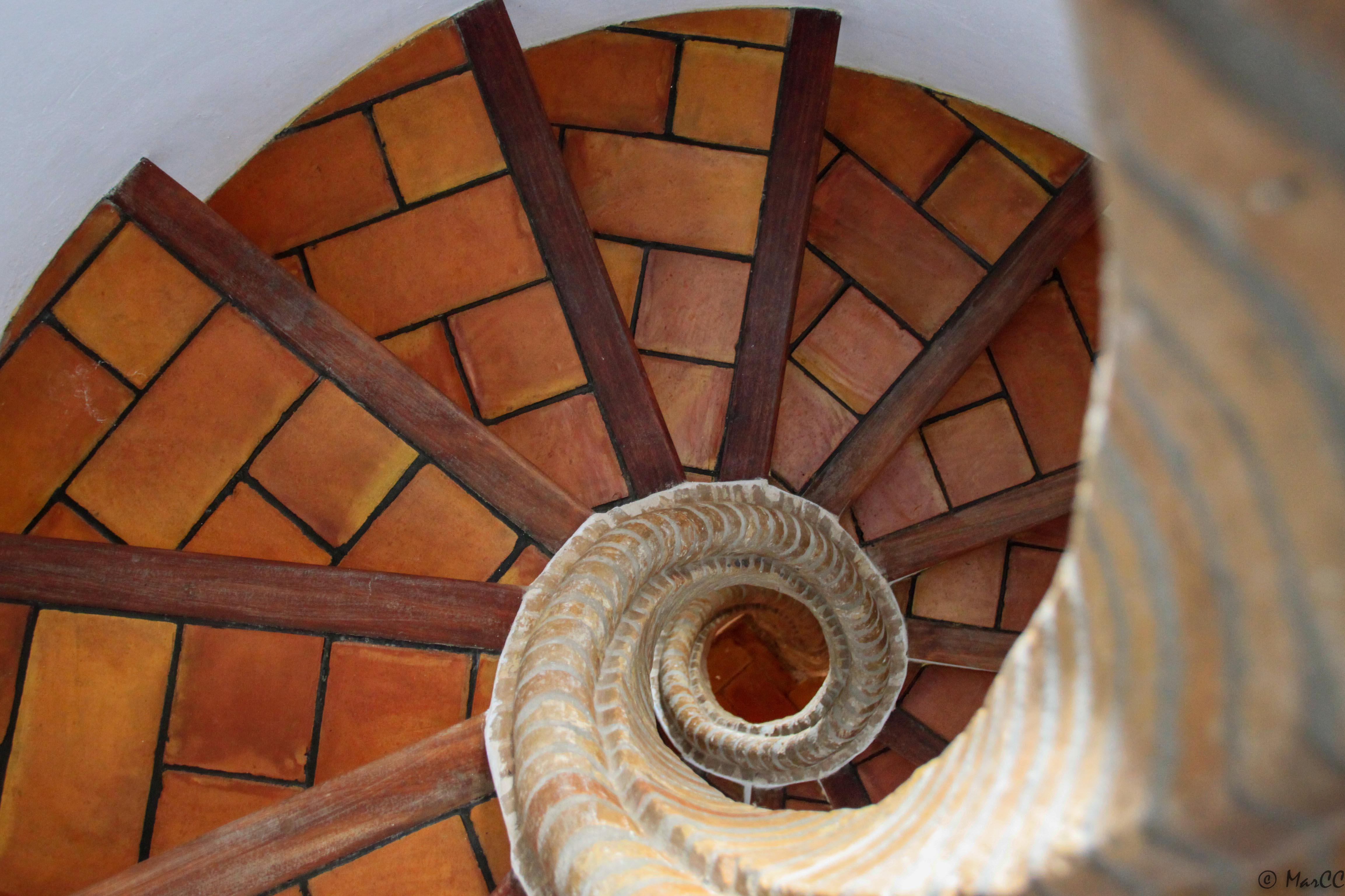 La escalera de caracol – El mundo a través de ti